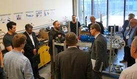 Future Energy Systems welcomes German delegation from the Helmholtz Association